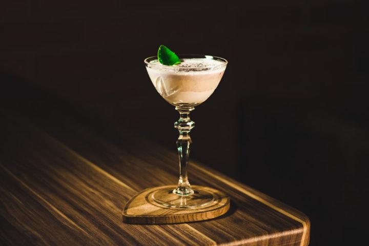 Cocktail : Vodka Martini Noisette