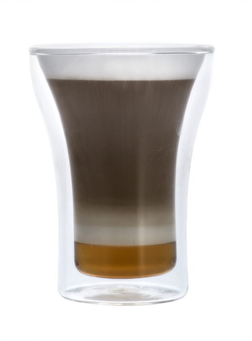 Café latté caramel