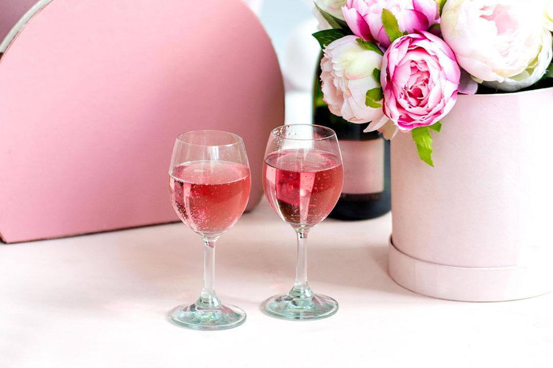 Image Une Recette cocktail sans alcool Saitn-Valentin