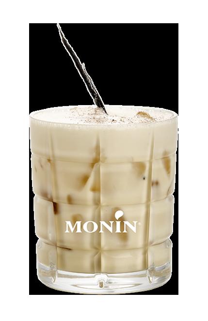 Recette Monin : brandy eggnog au pain d'épices