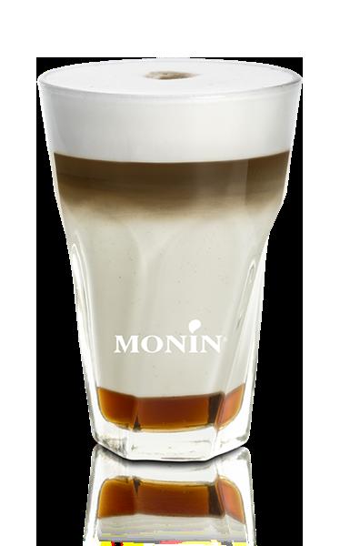 Recette Monin : latte au pain d'épices
