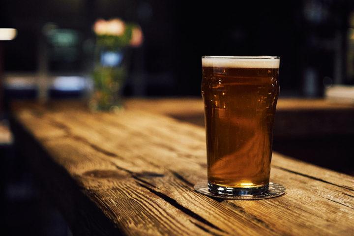 Bière à la châtaigne