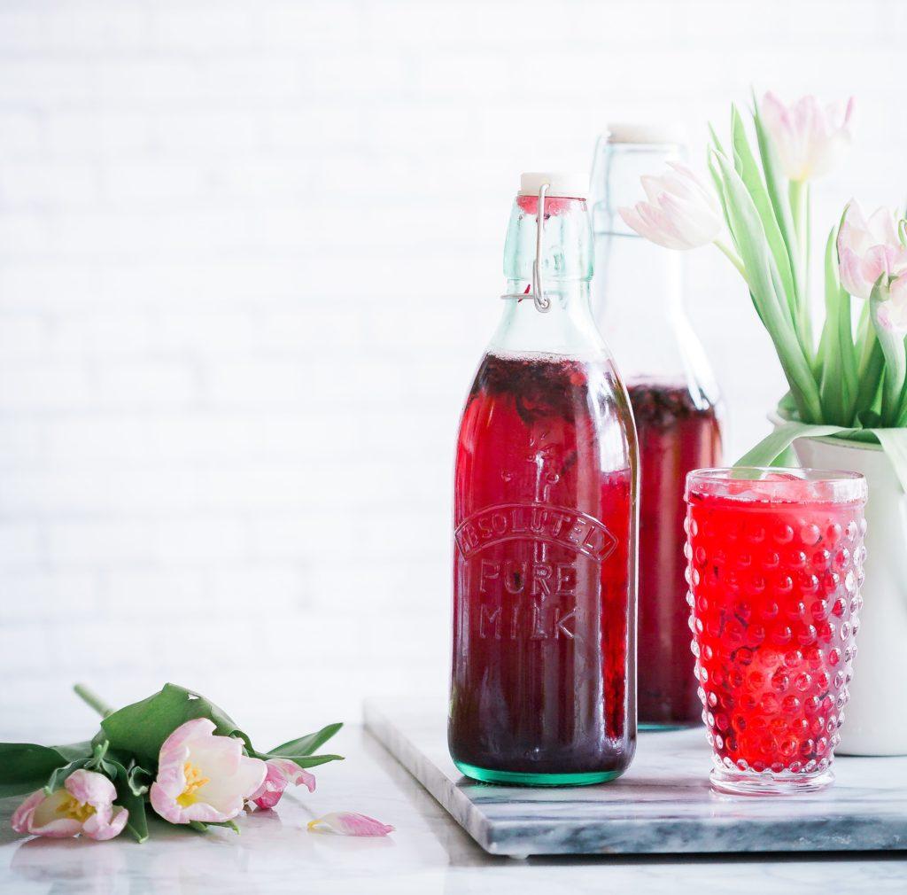 Offrez une bouteille contenant un cocktail pour la Saint-Valentin !