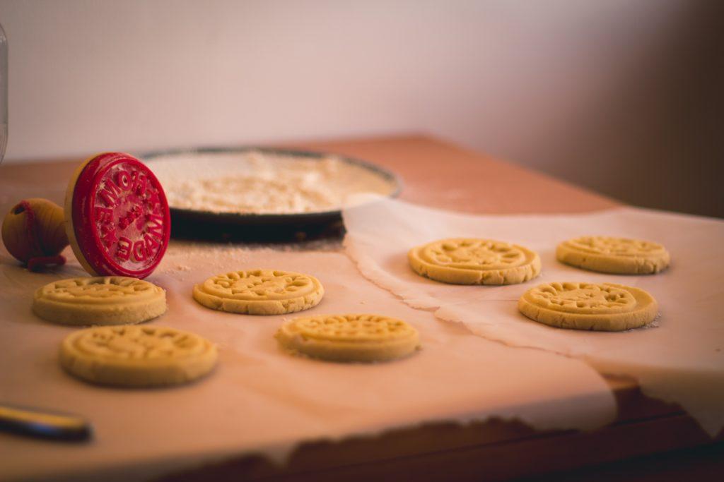 Biscuit Saint-Valentin personnalisé