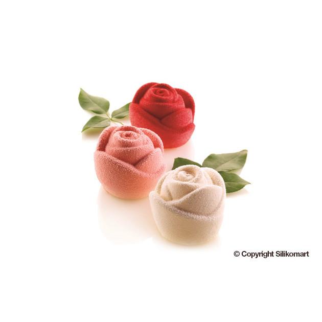 Entremets Roses 7 x 5,5 cm