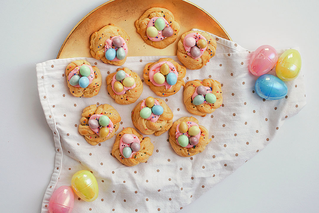 Image Une - Pâques : idées recettes pour douceurs sucrées