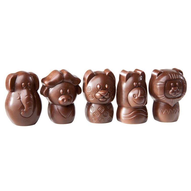 Moule chocolat polycarbonate