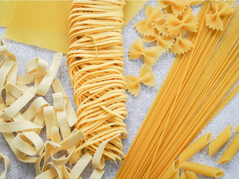 Article conseil : Types de pâtes : les formes, les spécificités et les astuces