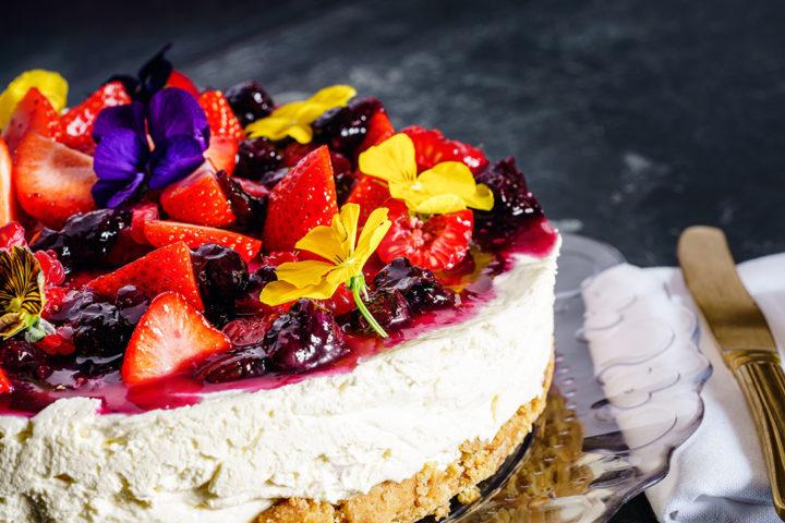 Guide d'achat : tout pour faire un cheesecake