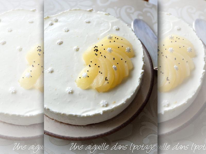 Recette de cheesecake maison