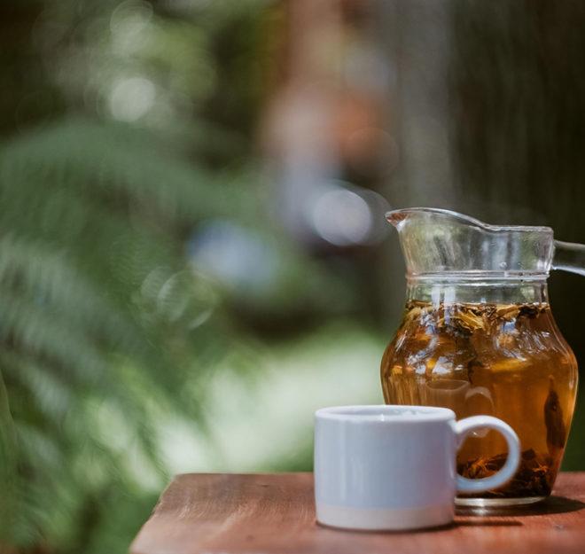 Recette de thé froid maison