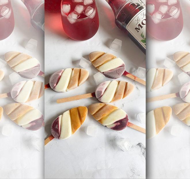 Recette de glace à la mangue