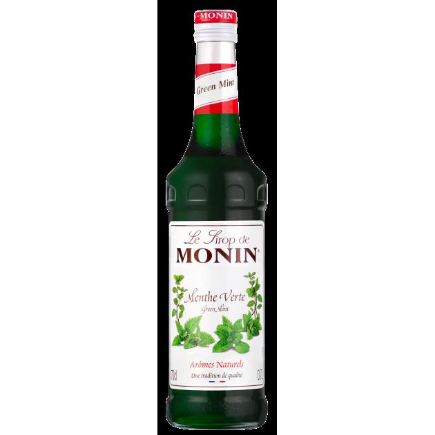 Sirop Monin à la menthe