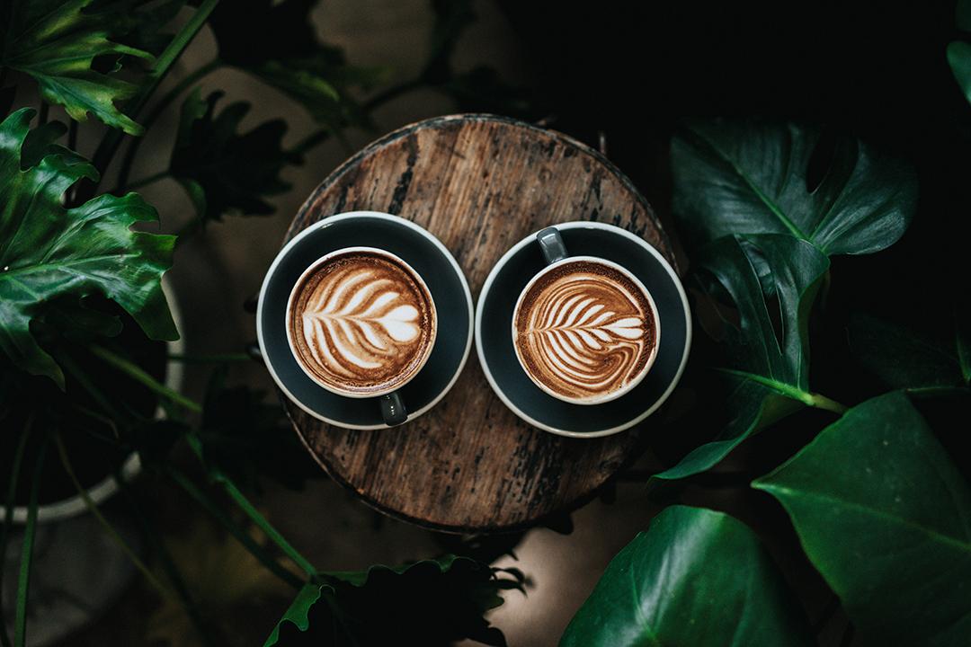 Recette de café latte