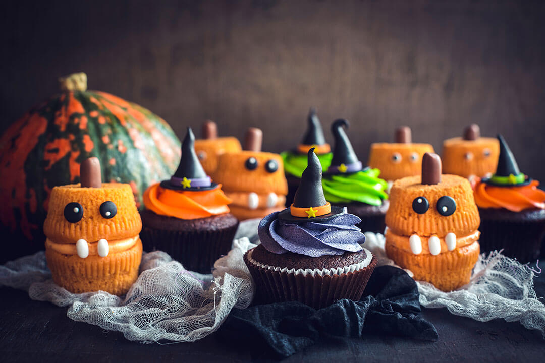 Présentation Défi Gourmand Halloween 2021