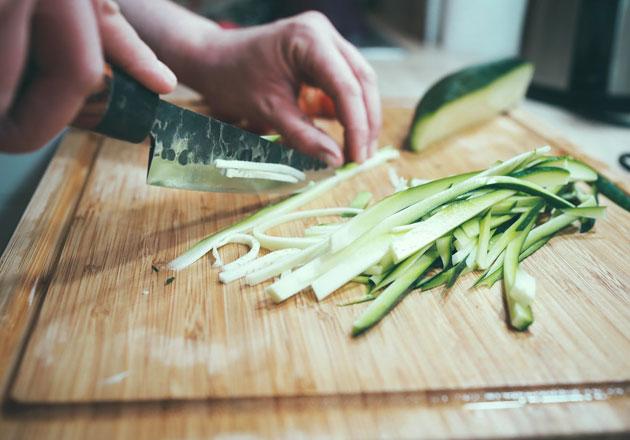 Les Découpes à maîtriser en cuisine