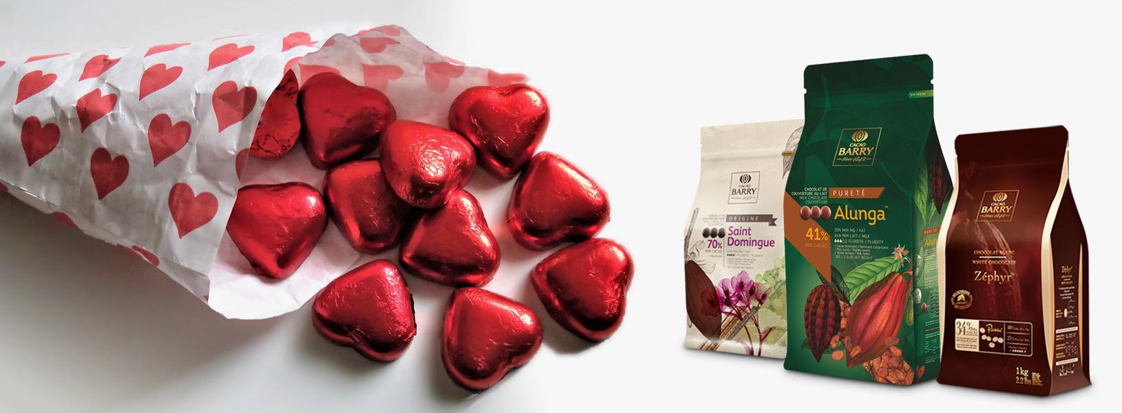 Chocolats de Couverture